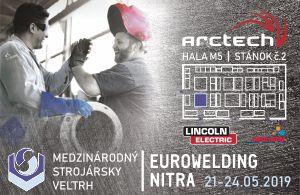 Eurowelding 2019 NITRA