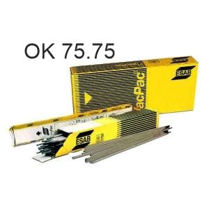 Elektródy na OCEĽ Elektróda ESAB OK 75.75