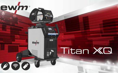 EWM Titan XQ puls