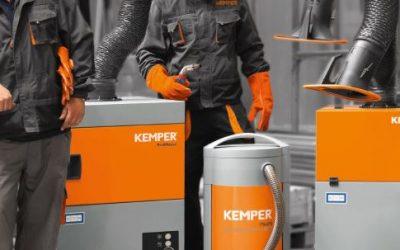 Mobilné odsávacie zariadenia KEMPER