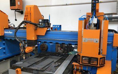 Školenie u výrobcu CNC rezacích strojov VANAD2000, a.s.